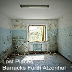 Lost Places Barracks in Fürth Atzenhof