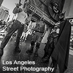 Los Angeles Street Photography