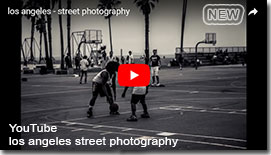 Externer Link zu YouTube los angeles street photography